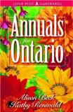 Annuals for Ontario   2001 (Revised) 9781551052472 Front Cover