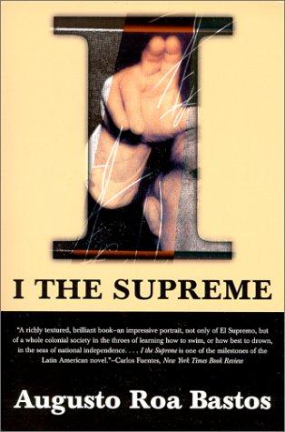 I the Supreme   2000 (Reprint) edition cover