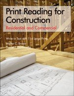 Print Reading for Construction Residential and Commercial 5th 2005 edition cover