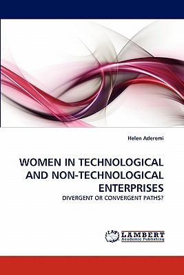 Women in Technological and Non-Technological Enterprises N/A 9783838391472 Front Cover
