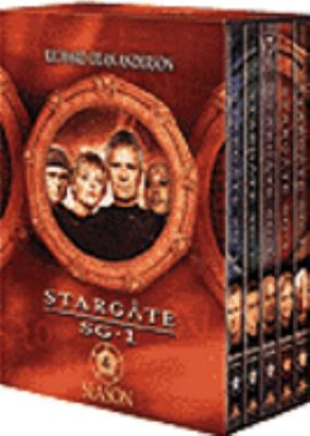 Stargate SG-1 Season 4 Boxed Set System.Collections.Generic.List`1[System.String] artwork