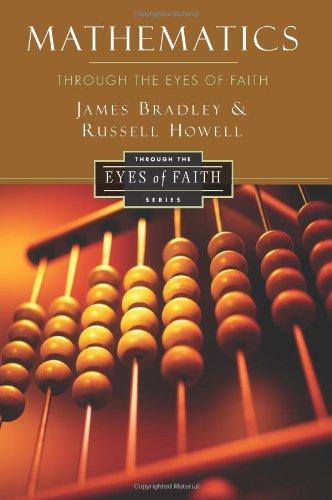 Mathematics Through the Eyes of Faith   2011 edition cover