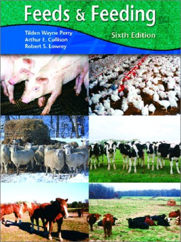 Feeds and Feeding  6th 2003 edition cover