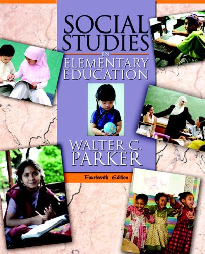 Social Studies in Elementary Education  14th 2012 edition cover