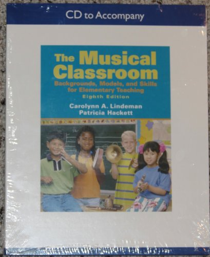 Musical Classroom:  8th 2009 edition cover