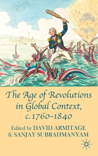 Age of Revolutions in Global Context, C. 1760-1840   2010 9780230580473 Front Cover