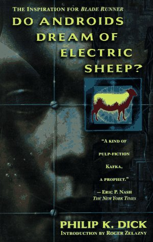 Do Androids Dream of Electric Sheep?   1968 9780345404473 Front Cover