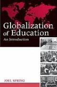 Globalization of Education An Introduction  2009 edition cover