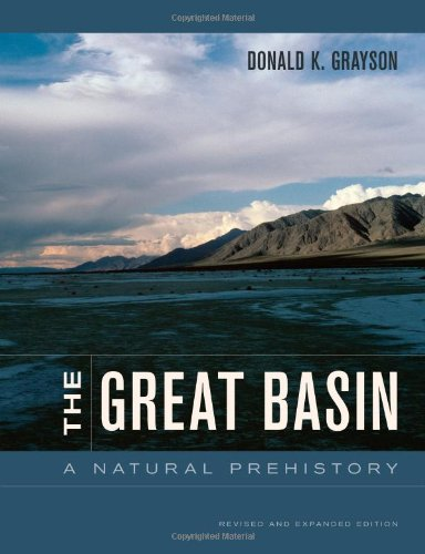 Great Basin A Natural Prehistory  2011 (Revised) edition cover