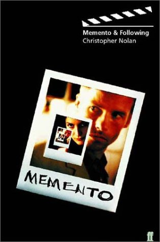 Memento and Following   2001 9780571210473 Front Cover