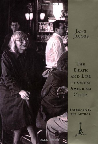 Death and Life of Great American Cities  N/A edition cover