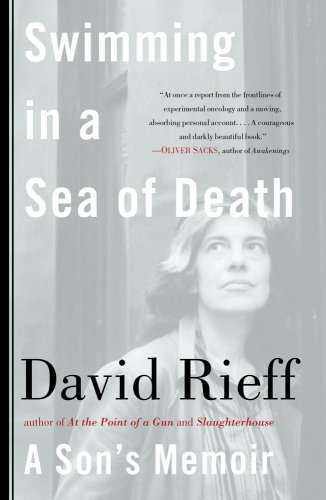Swimming in a Sea of Death A Son's Memoir N/A edition cover