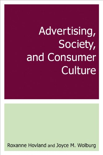 Advertising, Society, and Consumer Culture   2010 edition cover