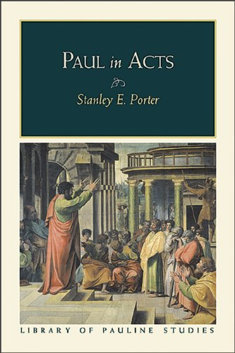Paul in Acts  N/A 9780801047473 Front Cover