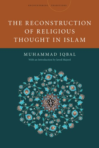 Reconstruction of Religious Thought in Islam   2013 edition cover