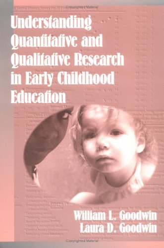 Understanding Quantitative and Qualitative Research in Early Childhood Education   1996 edition cover