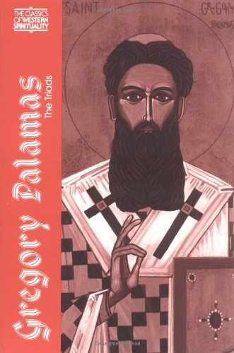 Gregory Palamas, the Triads  Reprint  edition cover