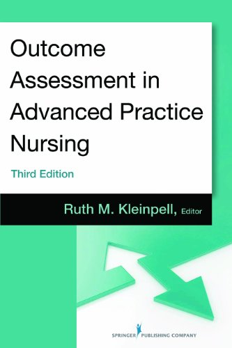 Outcome Assessment in Advanced Practice Nursing  3rd 2013 edition cover