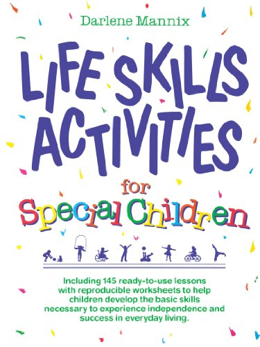 Life Skills Activities for Special Children   1991 (Teachers Edition, Instructors Manual, etc.) edition cover