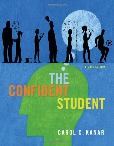 Confident Student  8th 2014 edition cover