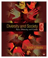 Diversity and Society Race, Ethnicity, and Gender 3rd 2010 edition cover