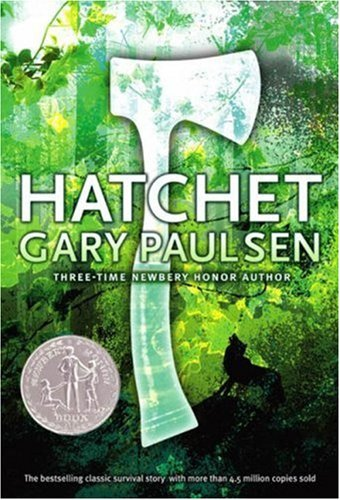 Hatchet  N/A edition cover