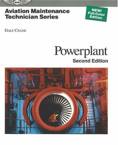 Powerplant  2nd 2005 9781560275473 Front Cover