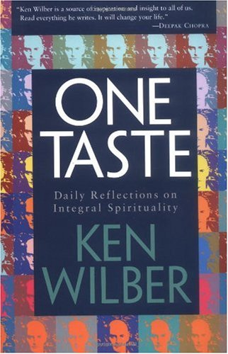 One Taste   2000 edition cover