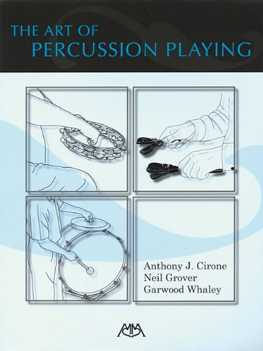 Art of Percussion Playing  N/A edition cover