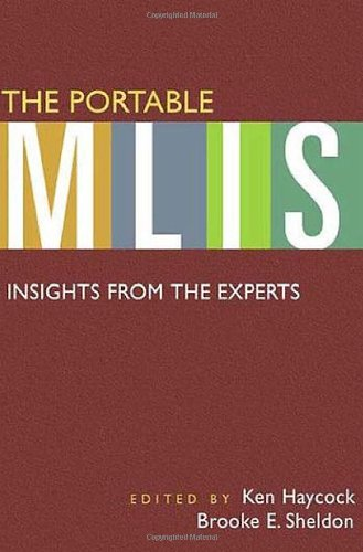 Portable MLIS Insights from the Experts  2008 edition cover