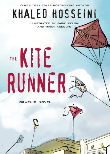 Kite Runner   2011 edition cover