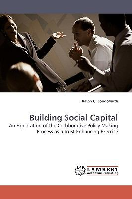 Building Social Capital N/A 9783838307473 Front Cover