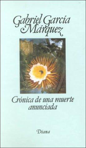 Cr�nica de una Muerte Anunciada  N/A edition cover