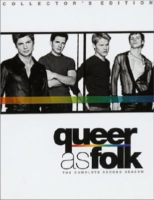 Queer as Folk: Season 2 System.Collections.Generic.List`1[System.String] artwork