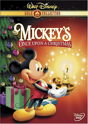 Mickey's Once Upon A Christmas (Disney Gold Classic Collection) System.Collections.Generic.List`1[System.String] artwork