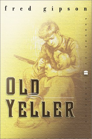 Old Yeller   2001 edition cover