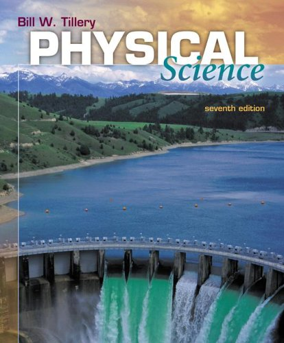 Physical Science  7th 2007 edition cover
