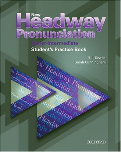 New Headway Pronunciation Course (Headway) N/A edition cover