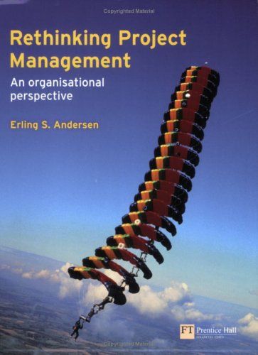 Rethinking Project Management An Organisational Perspective  2008 9780273715474 Front Cover
