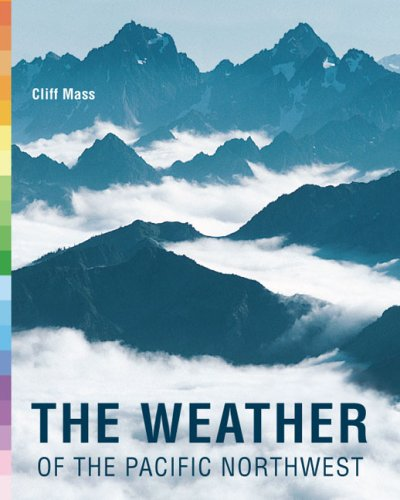 Weather of the Pacific Northwest   2009 edition cover