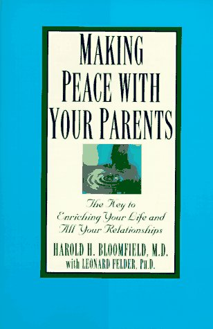 Making Peace with Your Parents  N/A edition cover