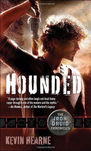 Hounded  N/A edition cover