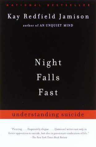Night Falls Fast Understanding Suicide  2000 edition cover