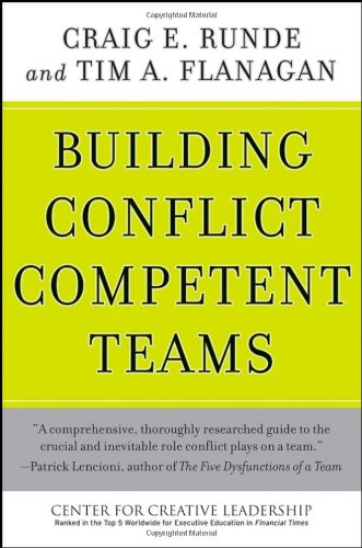 Building Conflict Competent Teams   2008 edition cover