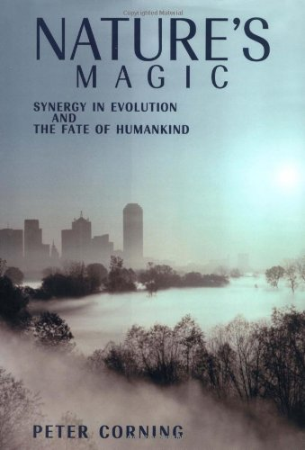 Nature's Magic Synergy in Evolution and the Fate of Humankind  2003 edition cover