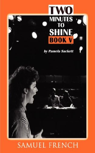 Two minutes to Shine Book V  2008 9780573660474 Front Cover
