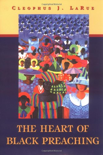 Heart of Black Preaching   2000 edition cover