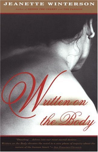 Written on the Body  N/A edition cover