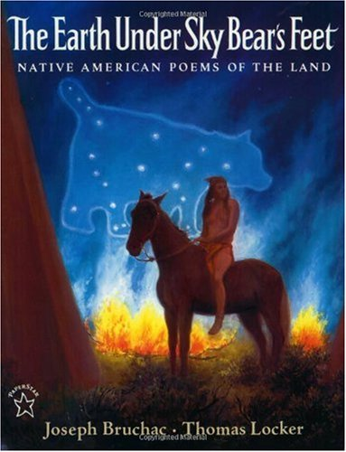 Earth under Sky Bear's Feet Native American Poems of the Land N/A edition cover