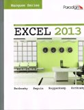MICROSOFT EXCEL 2013,MARQUEE.. N/A 9780763852474 Front Cover